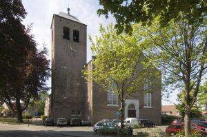 vredebergkerk Oosterbeek